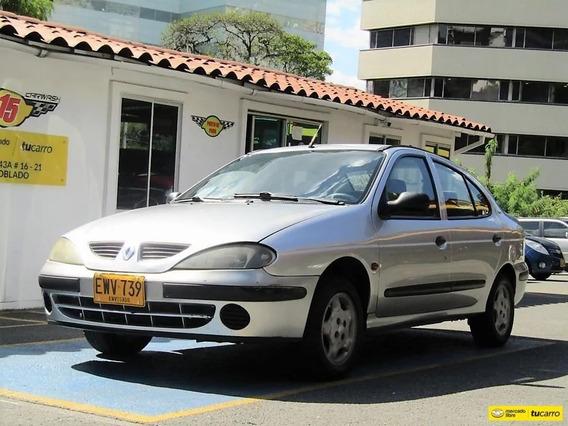 Renault Mégane 1400cc