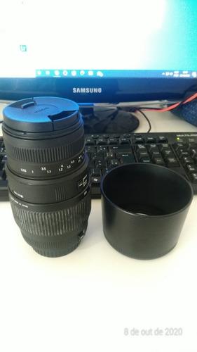 Lente Sigma Dg 70-300mm 4-5.6 Macro (200-300) - Canon