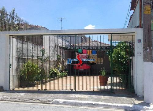 Imagem 1 de 3 de Terreno À Venda, 273 M² Por R$ 600.000 - Chácara Mafalda - São Paulo/sp - Te0460