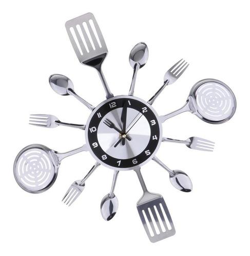 Imagen 1 de 6 de Creativo Cubiertos Cuchara De Cocina Tenedor De Pared Clo Pa