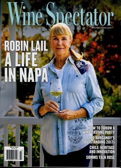 Wine Spectator - Assinatura 8 Revistas Mensais