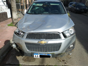 Chevrolet Captiva 2016 Volcada/chocada(leer Bien Descripcion
