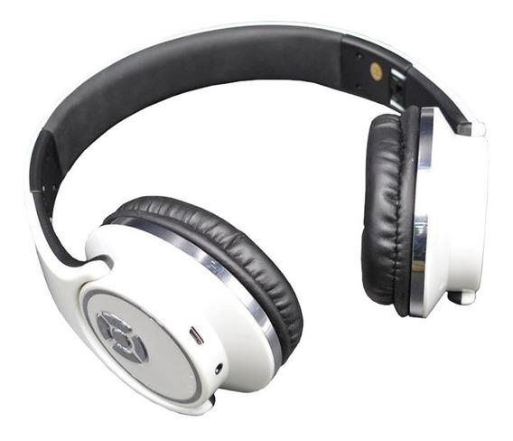 Bluetooth Dobrável Sem Fio Fones De Ouvido Com Tf Cartão Fm