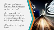 Pagina Web, Dominio Y Correos Cuota Anual