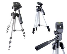Kit 3 Tripé Profissional 1,02m Câmera Gopro Ajustável Vídeo