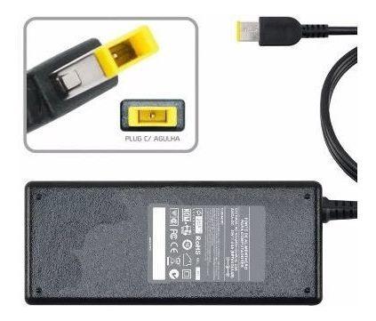 Fonte Carregador Para Lenovo Ideapad S215 Touch 20v 4.5a 668