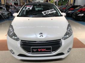 Peugeot 208 Griffe 1.6 Flex 16v 5p Aut. Com Bancos Em Couro