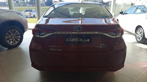 Imagen 1 de 8 de Toyota Corolla Se-g 1.8 Hv Ecvt