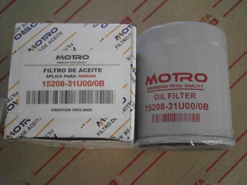 Filtro De Aceite De Tiida Sentra Almera Xtrail Nissan