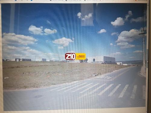 Imagem 1 de 1 de Te06128 - Distrito Industrial Domingos Giomi Indaiatuba/sp- Área Plana At 12.268,50m² - Venda R$ 4.907.400,00 - Z10 Negócios Imobiliários. - Te06128 - 68545842