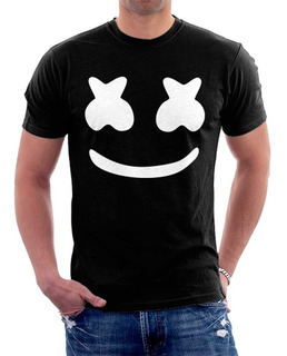 Remera Marshmello Color Animal