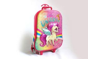 Pack Mochila Unicornio