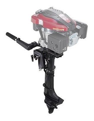 Rabeta Vertical + Motor Estácionário 4hp Gasolina Eixo Longo