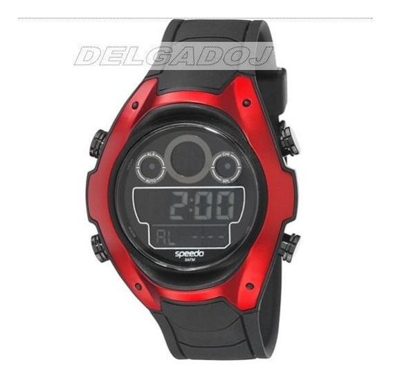 Relogio Speedo Dynamix Radius Esportivo Digital 18018g 5atm