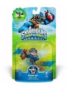 Skylanders Swap Force: Boom Jet