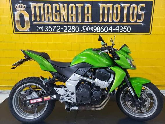 Kawasaki Z 750 - 2010 - Verde - Km 23.000