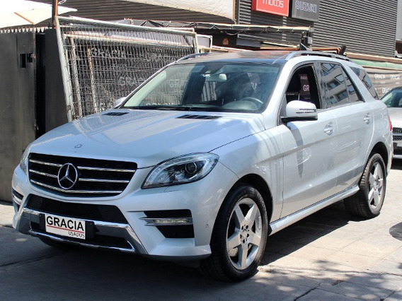 Mercedes-benz Ml350 Bluetec 3.0 2014