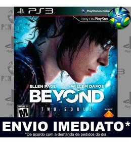 Beyond Two Souls Ps3 Mídia Digital Psn Promoção