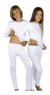 Calza Primera Piel Niños Dry Fit Termica Jeans710