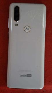 Celular Motorola Moto On Action 128 Gb 1 Mês De Uso