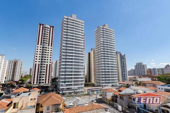 Apartamento Com 3 Dormitórios À Venda, 127 M² Por R$ 1.100.000 - Tatuapé - São Paulo/sp - Ap0589