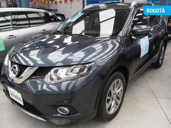 Nissan X-trail X-ltd 2.5 4x4-i Fe Cuero Ucv252