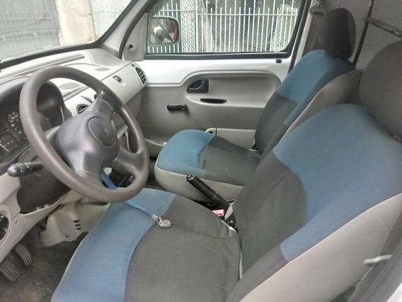 Renault Kangoo Express 1.6 16v Hi-flex 4p 2012