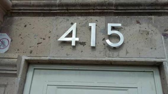 Números Para Casa House Number Portugal 15 Cm