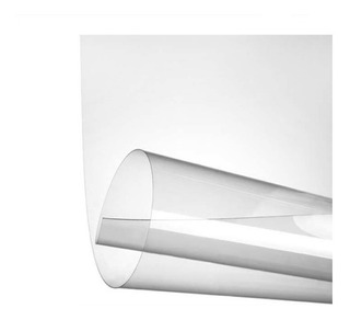 Plancha De Acetato 50x70cm 200 Micrones Cristal Transparente