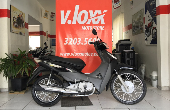 Honda Biz 125 Ks Preta 2006
