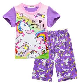 Pijama Unicornio Talla 4