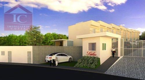 Casa Com 2 Dormitórios À Venda, 48 M² Por R$ 159.000 - Caucaia Do Alto - Cotia/sp - Ca1129