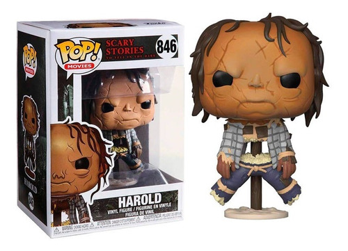 Harold Scary Stories- Funko Pop Original
