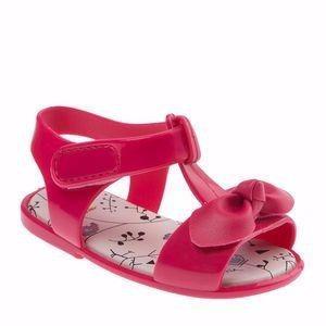 Sandália Pimpolho Colore Pink - Nº 17