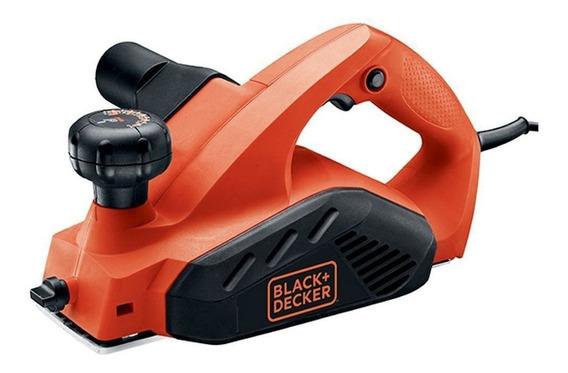 Plaina Elétrica Profissional 650 W - 7698 Black + Decker