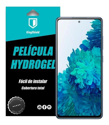 Imagem 1 de 8 de Película Galaxy S20 Fe Kingshield Hydrogel Tela Toda