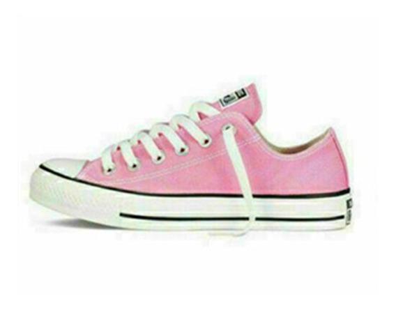 Tênis Converse All Star Lona Baixo Sapatos 7cores