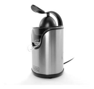 Espremedor De Frutas 100w Black+decker - Cjinox 110v