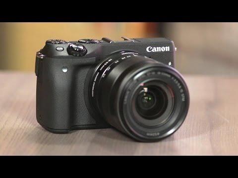 Câmera Fotográfica Digital Canon Eos M3 Mirrorless + Brindes
