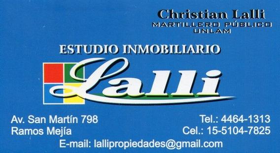 Pueyrredon 1800- Casa 4 Ambientes Ramos Mejia