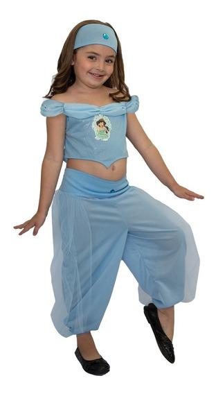 Disfraz Princesas Disney Jazmin Original Newtoys Mundomanias