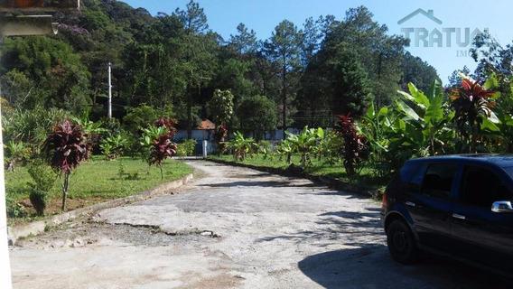 Chácara Residencial À Venda, Vila Lidia, Rio Grande Da Serra. - Ch0001