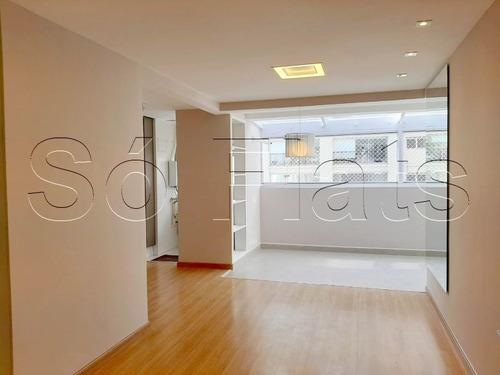Lindo Apartamento À Venda Com 93m² No Campo Belo. - Sf33870