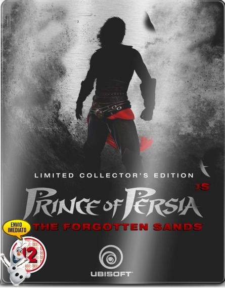 Prince Of Persia The Forgotten Sands Collectors Uplay Key