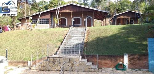 Imagem 1 de 15 de Chácara Para Venda Em Pinhalzinho, Zona Rural, 5 Dormitórios, 3 Suítes, 2 Vagas - 1060_2-1186151