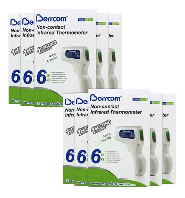 Termómetro Berrcom Infrarrojo Sin Contacto Certificado Fda.
