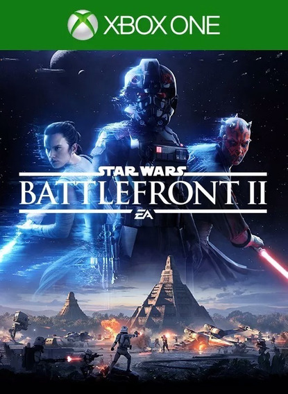 Star Wars Battlefront Ii 2 - Xbox One Código 25 Dígitos