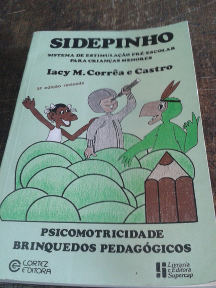 Sidepinho-estimulação Pré-escolar Para Crianças Menores