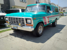 Ford Carry All Equipada