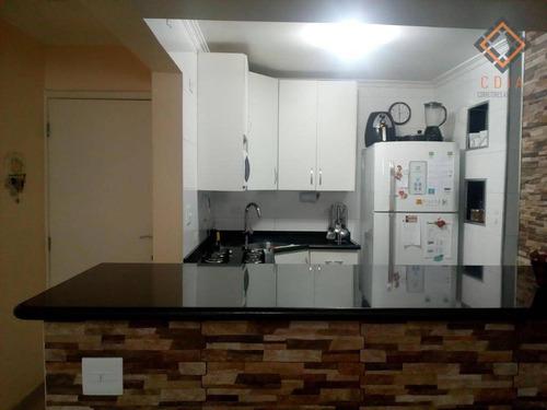 Imagem 1 de 30 de Apartamento Com 2 Dormitórios À Venda, 75 M² Por R$ 600.000,00 - Paraíso - São Paulo/sp - Ap46311